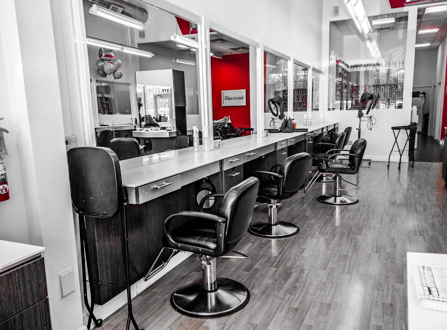 haircolorxprts estero hair salon